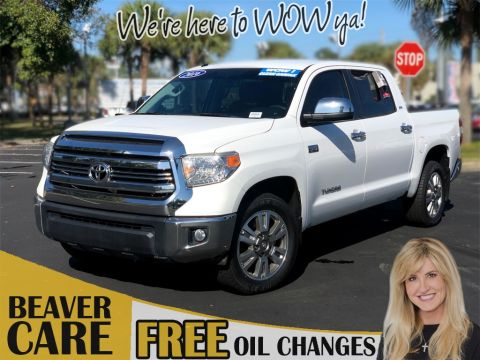 Pre-Owned 2016 Toyota Tundra