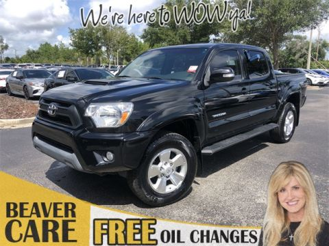 Certified Pre-Owned 2015 Toyota Tacoma PreRunner