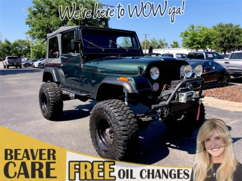 Pre-Owned 1979 Jeep CJ-7 V8 Swapped!!!