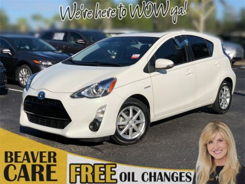 Certified Pre-Owned 2015 Toyota Prius c Three